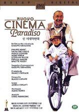 Cinema Paradiso (1988) Giuseppe Tornatore / Dvd, New