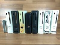Broken Red Light Xbox 360 Bundle 8 Consoles Job Lot + DVD UNTESTED (Some HDMI)