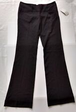 Women's Black Tuxedo Pants With Calf's Size 5 by Stooshy, NWT!