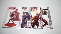 Ultimate Daredevil and Elektra 1-4 (Marvel) 2003 -- VF/NM to NM-  -- UNREAD!!!