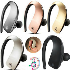 Noise Cancelling Bluetooth Headset Earbud For Samsung S7 S8 S9 iPhone Huawei HTC