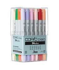 Too Copic Chao 24 Color Set Art Pen Marker illustration IB24 Introductory Set