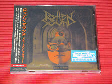 Rotten Sound Abuse to Suffer (18 TRACKS)  JAPAN CD
