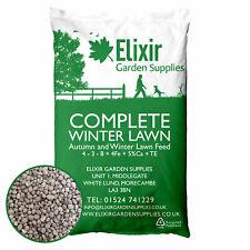 More details for elixir complete winter / autumn lawn feed & fertiliser | 4-3-8+4fe+5%ca+te