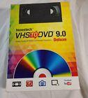 Honestech VHS to DVD 9.0 Deluxe NEW