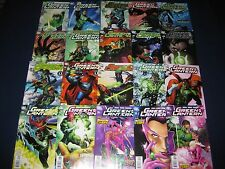 GREEN LANTERN FULL RUN 1-67 GEOFF JOHNS (2005-2011)