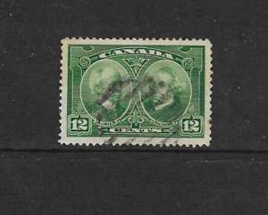 1927 CANADA  LAURIER & MacDONALD - Single Stamp - Used.