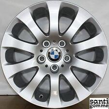 CERCHIO IN LEGA 8 x 17 BMW SERIE 3 e90 ORIGINALE VERNICIATO 6775597