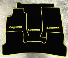 Autoteppiche Fußmatten für Renault Laguna 2 II ab Bj.2001-2007  4-tlg.
