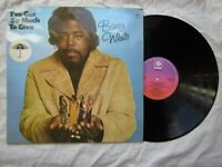 BARRY WHITE LP I'VE GOT SO MUCH TO GIVE pye 28175