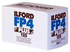 Ilford FP4 plus 125 135-36 film