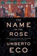 The Name of the Rose: By Eco, Umberto