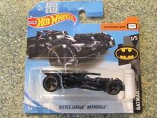 Hot Wheels 2018 # 211/365 LIGA DE LA JUSTICIA Batmóvil NEGRO SATINADO Batman
