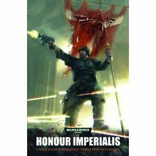 Honour Imperialis (Warhammer 40000), Good Condition Book, Rob Sanders, Steve Lyo