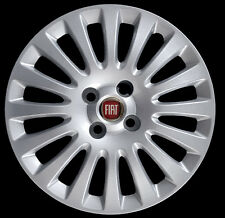 "Fiat Punto Evo 2009 Set 4 Llantas tapacubos 15"" cod. 1303"