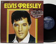 Elvis Presley King of Rock' n Roll 3erBox Allround Trad. NM # 0