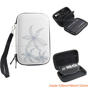 """EVA Hard Carry Case Pouch For 2.5"""" G TECH G-Drive Mobile Portable hard Drive HDD"""