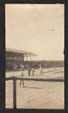 1911 Western League Baseball Ballpark Action Photo #2