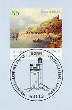 BRD 2006: superior mittelrheintal nº 2536 con sólo bonn etiquetas sello! 1a 1510