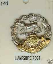 Cap Badge Hampshire Regiment