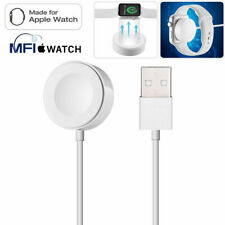 50x Magnetic Usb Oem Charger Cable for A pple Watch iWatch Series Se 6 5 4 3 2 1