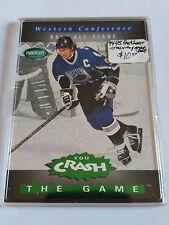 1994-95 Parkhurst Crash the Game Green #H28 Wayne Gretzky : Los Angeles Kings
