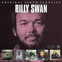 BILLY SWAN - ORIGINAL ALBUM CLASSICS 5 CD NEW+