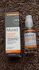 Murad Rapid Age Spot And Pigment Lightening Serum 1oz/30ml, With Box, Exp 09/18
