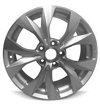 New 17x7 Inch 2012-2013 Honda Civic 5 Lug Replacement Aluminum Wheel Rim 5x114.3