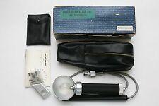 Vintage 1969 underwater Nikon Nikonos flash unit for Nikonos I and II cameras.