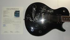SIGNED CREED AUTOGRAPHED TREMONTI PRS GUITAR CERTIFIED AUTHENTIC JSA # Y54183