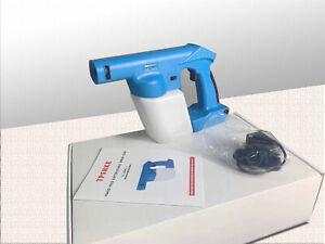 TPSHKE hand held rechargeable Electrostatic Spray gun machine