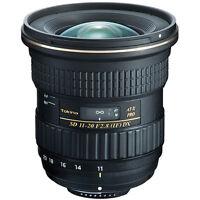 Tokina AT-X 11-20mm f/2.8 PRO DX Lens for Nikon F #ATXAF120DXN