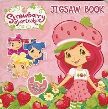 Strawberry Shortcake petit livre puzzle
