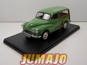 VQ70 Voiture 1/24 SALVAT Models : MORRIS Minor 1000 Traveller 1958