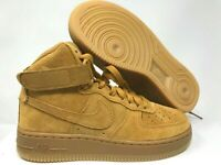 Nike Air Force 1 High LV8 (GS) AF1 807617-701 Wheat Size 6Y
