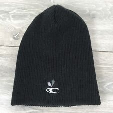 28328d77acc2e O'NEILL Mens Beanie Hat Warm Winter Black One Size S152-25