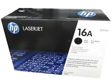 HP Q7516A 16A Black Toner Cartridge LaserJet 5200 Series Genuine OEM Quick Ship
