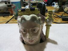 Vintage 1987 D6816 Queen Victoria Royal Doulton Large 7 Inch Character Toby Mug