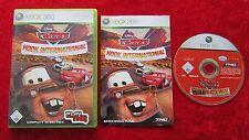 Cars Hook International, Disney Pixar, XBox 360 Spiel, deutsche Version