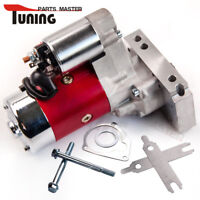 For Chev GM Gear Reduction Mini Starter Motor Hi Torque 2.2kw 3HP 305 350 454