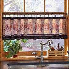 Country Hearts Stars Window Valance Kitchen Decorating Ideas Bath Bedroom Hooks