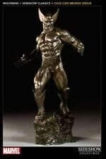 Wolverine Cold Cast Bronze Sideshow Classics Statue by Sideshow Collectibles