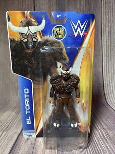 🔥🔥🔥 WWE Basic Series 42 EL TORITO Figure