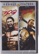 300/300 RISE OF AN EMPIRE (DVD, 2016, 2-Disc Set) NEW