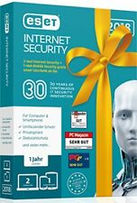 Software ESET Birthday Edition 2018 Pack 2x Internet Security mobile ESD