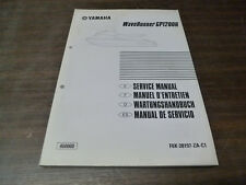 MANUEL REVUE TECHNIQUE ATELIER YAMAHA GP 1200 R WAVERUNNER 2000 SERVICE MANUAL
