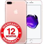 Apple Iphone 7 Plus - 32gb 128gb 256gb - Unlocked Smartphone Good Condition