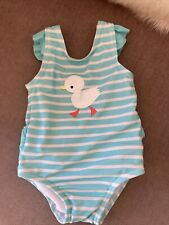 M&S Baby Girl Swimming Costume 6-9 Months