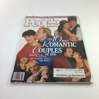 People Magazine: Feb 13 1995 The 10 Most Romantic Couples Of 1995 Cover